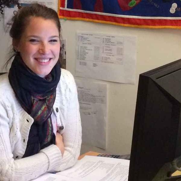Florette, bénévole chez SEED Foundation