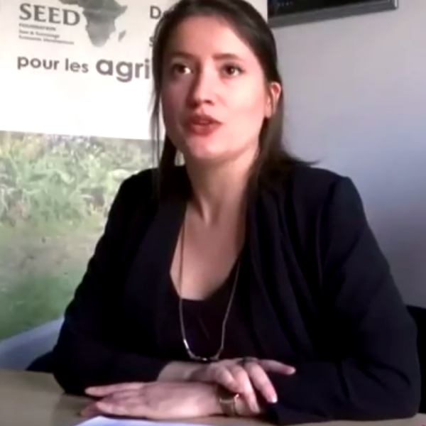 Video interview on the SEED Foundation /ADESAF partnership